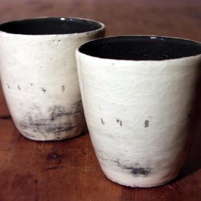 duodecimal cup(B/W)